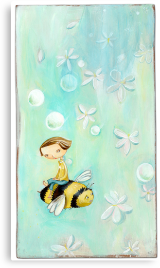 The Bee by Lisa Coutts