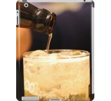 Time for a beer iPad Case/Skin