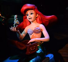 ariel- little mermaid by Disneyland1901