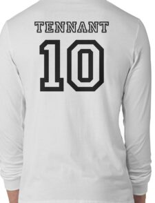 Tennant 10 Jersey Long Sleeve T-Shirt