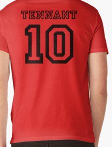 Tennant 10 Jersey Mens V-Neck T-Shirt