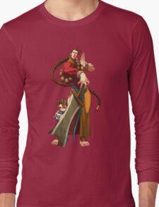 Donovan & Anita Long Sleeve T-Shirt