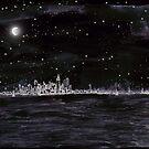 NY City Far by Tristan Klein