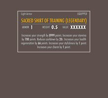 Sacred Shirt of Training (Legendary) Unisex T-Shirt