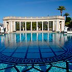 Hearst Castle  by John Mckinney