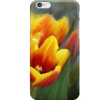 SWAYING TULIPS iPhone Case/Skin