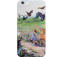 Flutterby Dreams iPhone Case/Skin