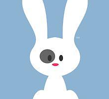 Cute Bunny by jimcwood