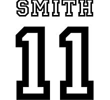 Smith 11 Jersey by tardisimpala221