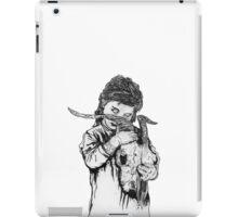 dead childhood  iPad Case/Skin