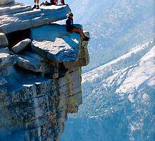 Risk Taker Half Dome by John Mckinney