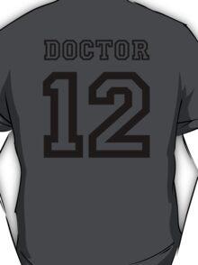 Doctor 12 Jersey T-Shirt