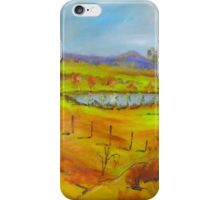 Mt Piper Broadford Vic Australia iPhone Case/Skin