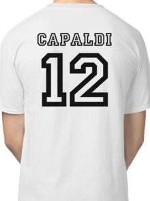 Capaldi 12 Jersey Classic T-Shirt