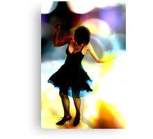"""Dancin Yeah"" Canvas Print"