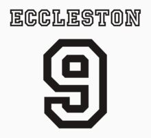 Eccleston 9 Jersey Kids Clothes