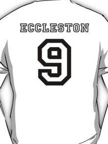 Eccleston 9 Jersey T-Shirt