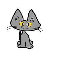 Tom The Gray Cat by JohnsCatzz