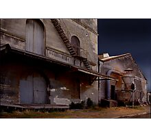 Oamaru old Factory_01 Photographic Print