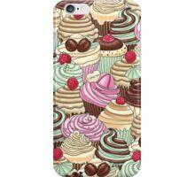 I Love You Cupcakes iPhone Case/Skin