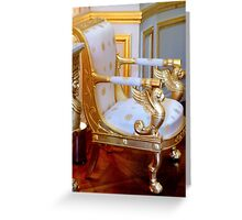 Style Empire Greeting Card