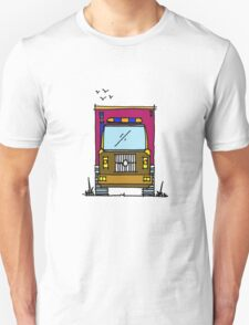 batik 17 Unisex T-Shirt