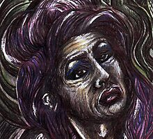 Price of Fame? - Amy Winehouse by DreddArt