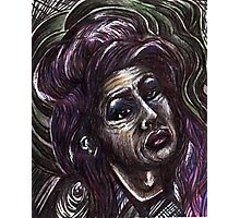 Price of Fame? - Amy Winehouse Photographic Print