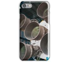 Saturn V First Stage iPhone Case/Skin