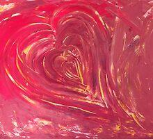 Healing Heart  by sofiesandell
