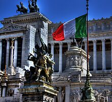 VITTORIO EMANUELE II by MIGHTY TEMPLE IMAGES