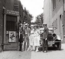 The Krazy Kat Speakeasy, 1921 by historyphoto