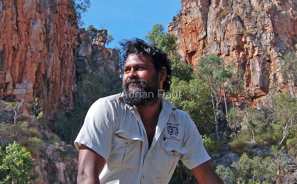 Pride - Katherine Gorge Tour Guide by Adrian Paul