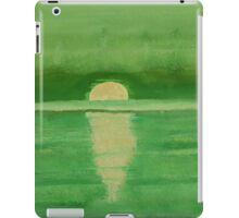 Intracoastal original painting iPad Case/Skin