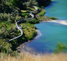 Serpent Walkway by Biggzie