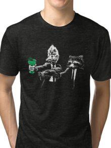 Galaxy Fiction Tri-blend T-Shirt