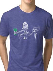 Galaxy Fiction Tri-blend T-Shirt