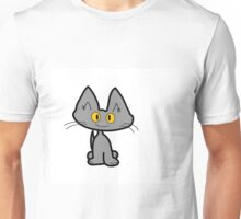 Tom The Gray Cat Unisex T-Shirt