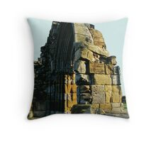 Whitby Abbey x12 Throw Pillow