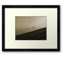 Skellig Islands, Ireland Framed Print