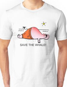 Save The Whale! T-Shirt