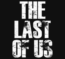 The Last Of Us Kids Tee