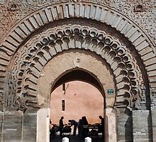 Bab Agnaou by onlyalice