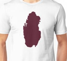 Qatar map Unisex T-Shirt