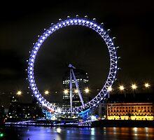 london eye by jon  daly