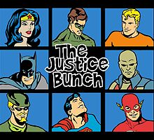 The Justice Bunch by ChristinaReyes