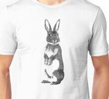 Bunny Grey Unisex T-Shirt