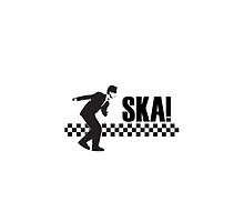 SKA PILLOW by PolFont