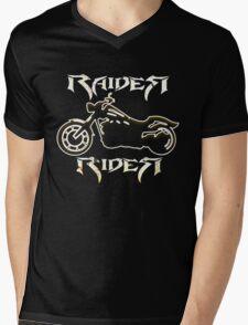 Yamaha Raider Mens V-Neck T-Shirt