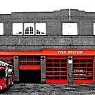 Fire Station by AARDVARK